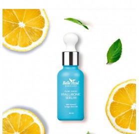 PURE HYDRA SWISS HYALURONIC SERUM Y VITAMINA C