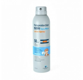 ISDIN PEDIATRICS TRASNPARENT SPRAY SPF 50+