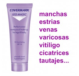 COVERMARK LEG MAGIC maquillaje corporal