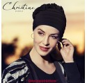 NADI BLACK - Turbante Bambú - CHRISTINE HEADWEAR