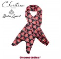 SAPPHIRE SIGN FLOWER - Turbante + Cinta Larga - CHRISTINE HEADWEAR