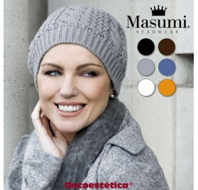 BIANCA - Gorro de Punto - MASUMI HEADWEAR
