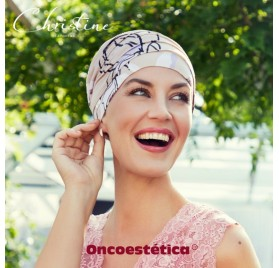 YOGA FLORAL - Turbante Bambú - CHRISTINE HEADWEAR