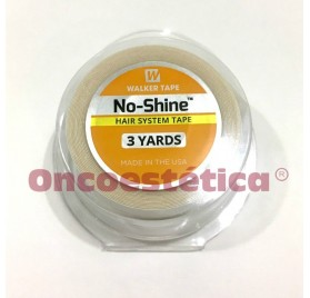 ROLLO ADHESIVO WALKER TAPE  NO-SHINE 3 YARDS
