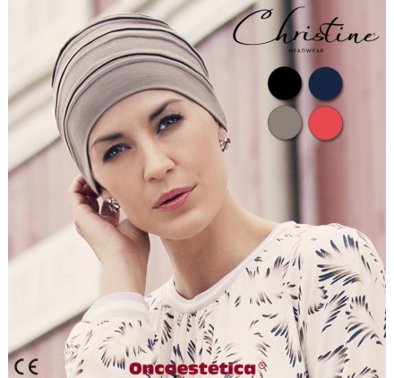 B.B.BEA - Turbante 37,5 Technology - CHRISTINE HEADWEAR