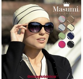BROOKLYN - Turbante Bambú - Varios colores - MASUMI HEADWEAAR