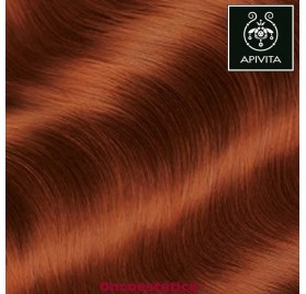 APIVITA COLOR ELIXIR 7.44 Rubio Cobrizo Intenso