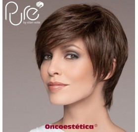 XELA **** - Peluca Cabello Natural - PURE POWER - ELLEN WILLE