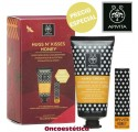 APIVITA PACK HUGS N' KISSES HONEY - Crema de Manos + Labial