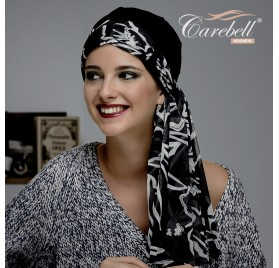 TWIN CHIC NEGRO- Base + 1 Foulard