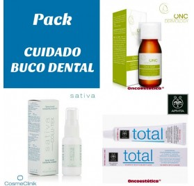 PACK CUIDADO BUCO DENTAL