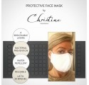 PROTECTIVE FACE MASK by CHRISTINE HEADWEAR