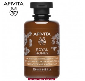 APIVITA ROYAL HONEY Gel de Ducha con Aceites Esenciales