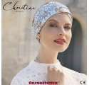 YOGA IKAT BLUES - Turbante Bambú - CHRISTINE HEADWEAR