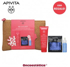 APIVITA BEE SUN SAFE Hydra Sensitive Crema Facial Calmante SPF50 + REGALO