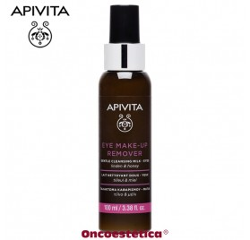 APIVITA EYE MAKE UP REMOVER Leche Desmaquilladora de Ojos