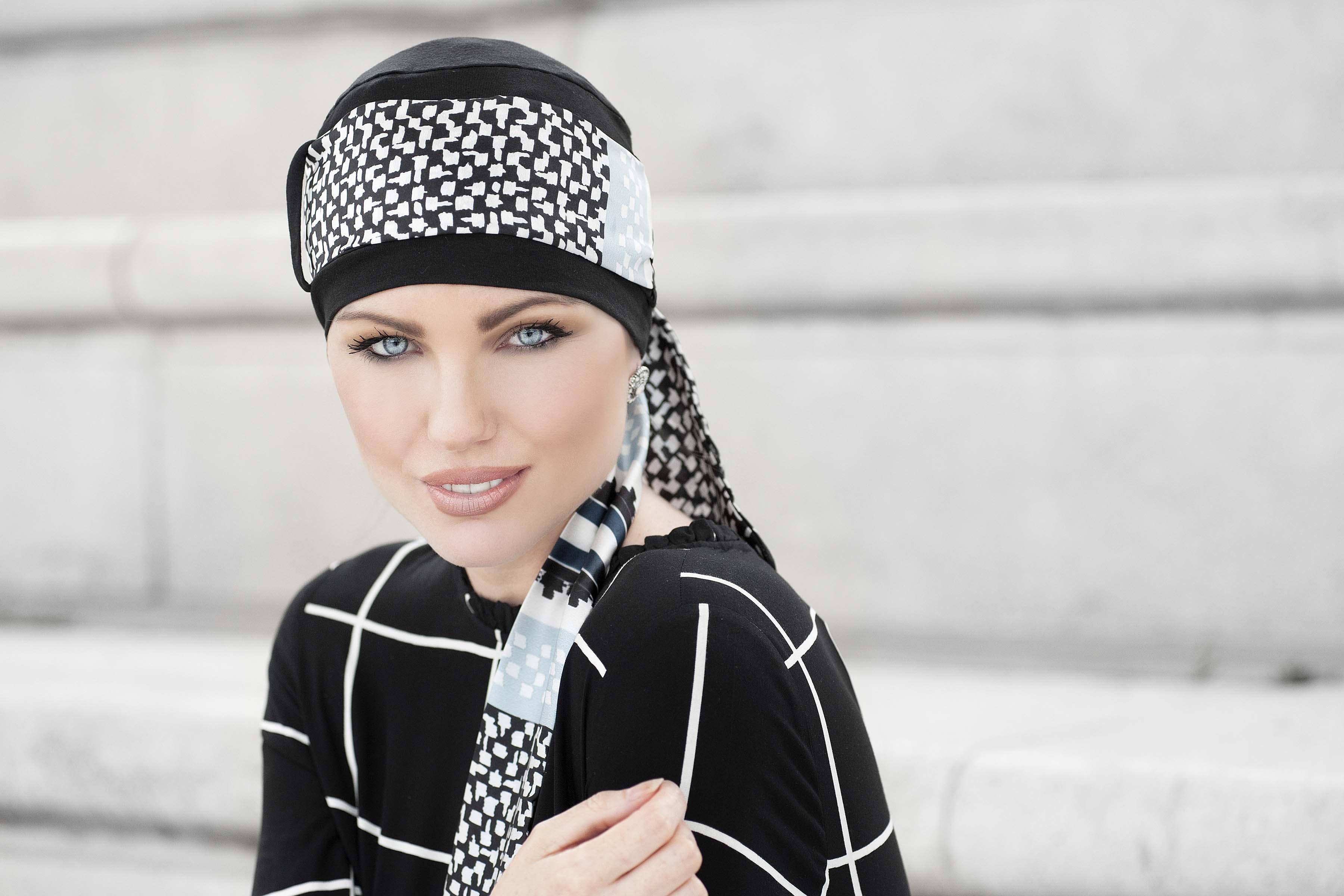 Estos turbantes y pañuelos son un éxito de ventas y ¿Sabes por qué  fc016b1818a