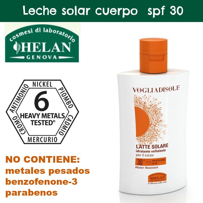 crema solar corporal