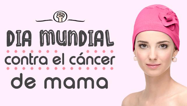 dia mundial contra el cancer de mama