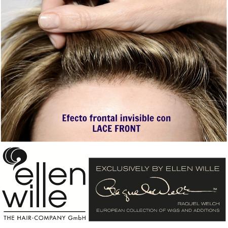 lace front pelucas