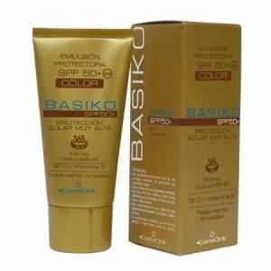 BASIKO Crema color SPF 50