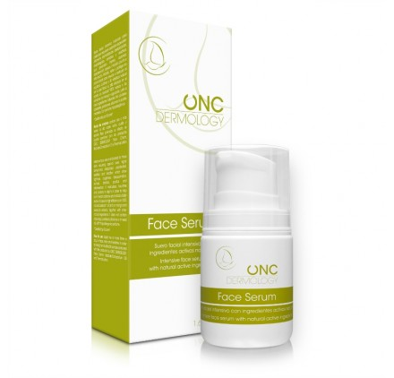 serum facial onc dermology