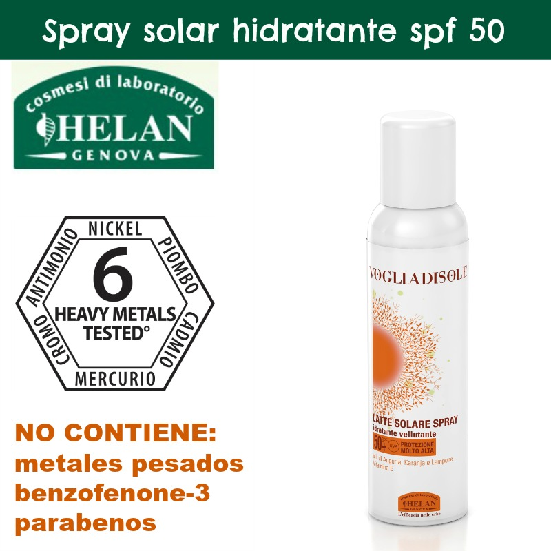 spray solar helan