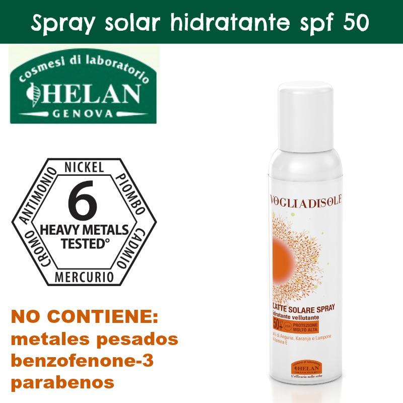 spray solar helan