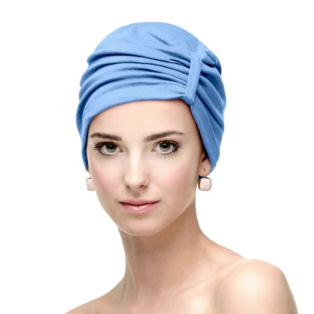 turbante alopecia