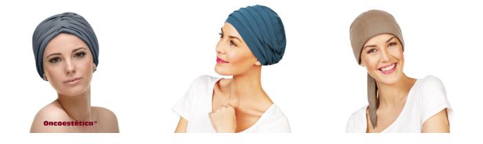 turbantes estética oncológica