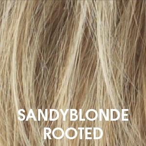 Sandyblonde Rooted - Raíz oscura 16.22.14