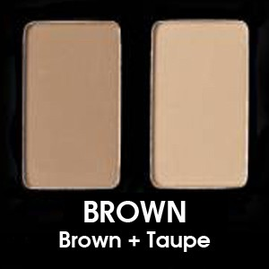 Brown (Brown + Taupe)