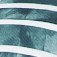 Turquoise Blue Stripes