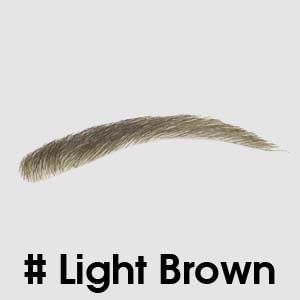 Style 2 # Light Brown