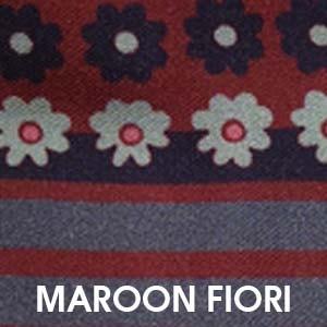 Maroon Fiori