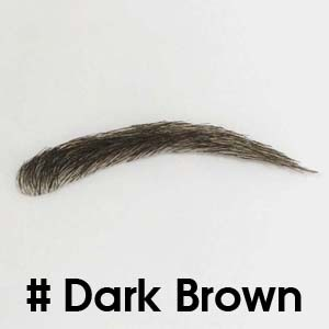 Style 2 # Dark Brown