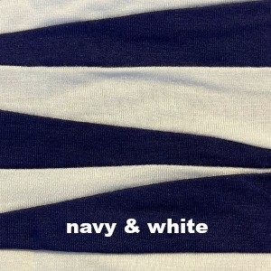 navy & white masumi